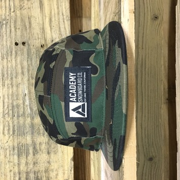 5 Panel Hat Camo picture