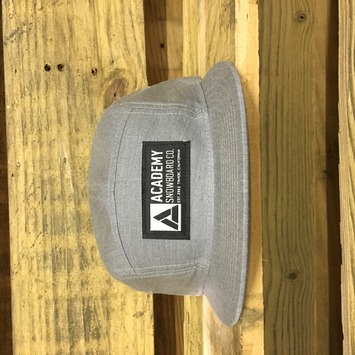 5 Panel Hat Grey picture