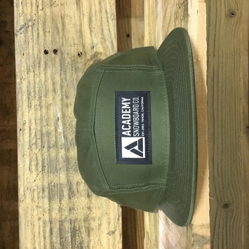 5 Panel Hat Green picture