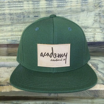 Green Snap Back picture