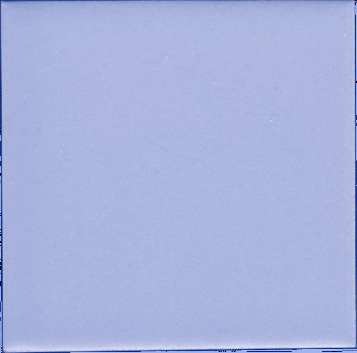 "Aqua  -  2"" Porcelain picture"