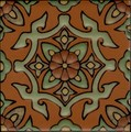 """Santa Rosa Terra Cotta 3 3/4"""" Porcelain"""