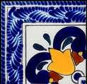 """Baroque 7  -  5 3/4"""" Porcelain Corner"""