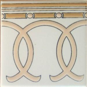 """Arcos 5 3/4"""" Porcelain picture"""
