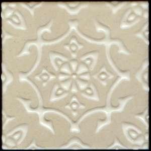 "Santa Rosa Crema 3 3/4"" Porcelain picture"
