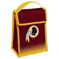 Washington Redskins Insulated Lunch Bag w/ Velcro Closure