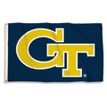Georgia Tech Yellow Jackets 3 Ft. X 5 Ft. Flag W/Grommets