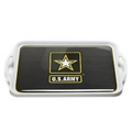 U.S ARMY Melamine Serving Tray