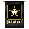 "U.S ARMY 2-Sided 28"" X 40"" Banner W/ Pole Sleeve"
