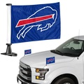 "Buffalo Bills Ambassador 4"" x 6"" Car Flag Set of 2"