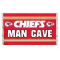 Kansas City Chiefs Man Cave 3 x 5 Flag w/ 4 Grommets