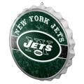 New York Jets Bottle Cap Sign