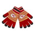 Kansas City Chiefs Knit stretch Gloves