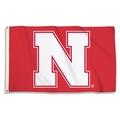 Nebraska Cornhuskers 3 Ft. X 5 Ft. Flag W/Grommets