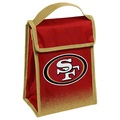 San Francisco 49Ers Insulated Lunch Bag w/ Velcro Closure