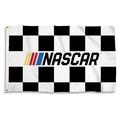 NASCAR CHECKERED 3X5 FLAG