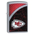 Kansas City Chiefs Zippo Refillable Lighter