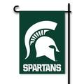 Michigan State Spartans 2-Sided Garden Flag