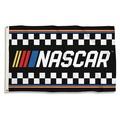 NASCAR FLAG WITH STRIPES