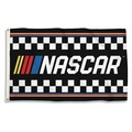 Nascar Striped 3 Ft. X 5 Ft. Flag W/Grommets