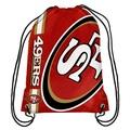 San Francisco 49Ers Drawstring Backpack