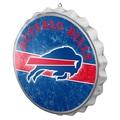 Buffalo Bills Bottle Cap Sign