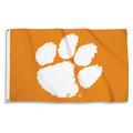 Clemson Tigers 3 Ft. X 5 Ft. Flag W/Grommets