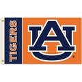 Auburn Tigers 2-Sided 3 Ft. X 5 Ft. Flag W/Grommets