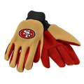 San Francisco 49er's Work / Utility Gloves