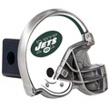 New York Jets Helmet Trailer Hitch Cover