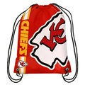 Kansas City Chiefs Drawstring Backpack