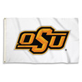 Oklahoma State Cowboys 3 Ft. X 5 Ft. Flag W/Grommets