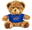 """Buffalo Bills 10"""" Plush Teddy Bear w/ Jersey"""