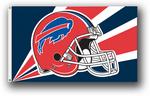 Buffalo Bills 3 Ft. X 5 Ft. Flag W/Grommetts