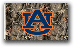 Auburn Tigers Realtree Camo Background 3 Ft. X 5 Ft. Flag W/Grommets