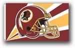 Washington Redskins 3 Ft. X 5 Ft. Flag W/Grommetts