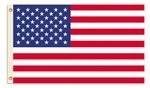 USA 3 Ft. X 5 Ft. Flag W/Grommets