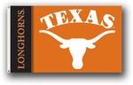 Texas Longhorns 2-Sided 3 Ft. X 5 Ft. Flag W/Grommets