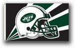 New York Jets 3 Ft. X 5 Ft. Flag W/Grommetts