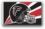 Atlanta Falcons 3X5 Flag with Grommetts