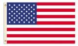 USA 3 X 5 flag w/grommets