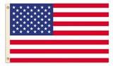 USA 3 Ft. X 5 Ft. Flag W/Grommets