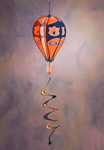 Auburn Tigers Hot Air Balloon Spinner picture