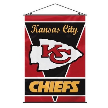 Kansas City Chiefs Wall Banner Picture