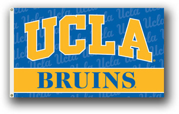 Ucla Bruins 3 Ft. X 5 Ft. Flag W/Grommets picture