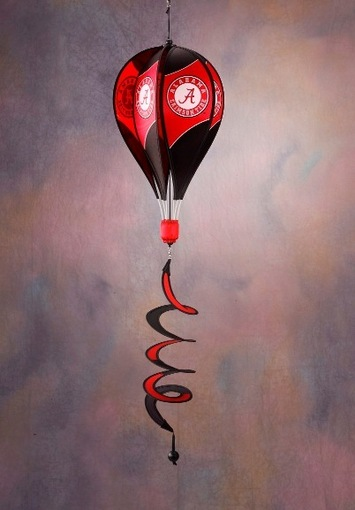 Alabama Crimson Tide Hot Air Balloon Spinner picture