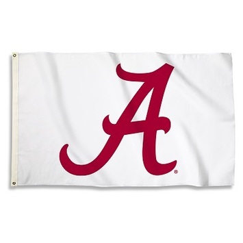 Alabama Crimson Tide 3 Ft. X 5 Ft. Flag W/Grommets picture