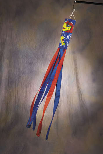 Kansas Jayhawks Wind Sock picture