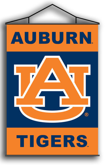 Auburn Tigers Indoor Banner Scroll picture