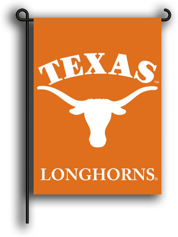 Texas Longhorns 2-Sided Garden Flag picture